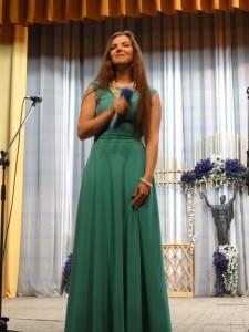 Наталія Тетерська зворушила серця піснею про маму